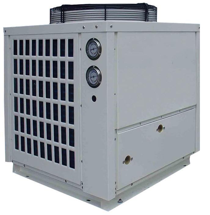 空气能热泵热水工程晶友制取热水时有何优势