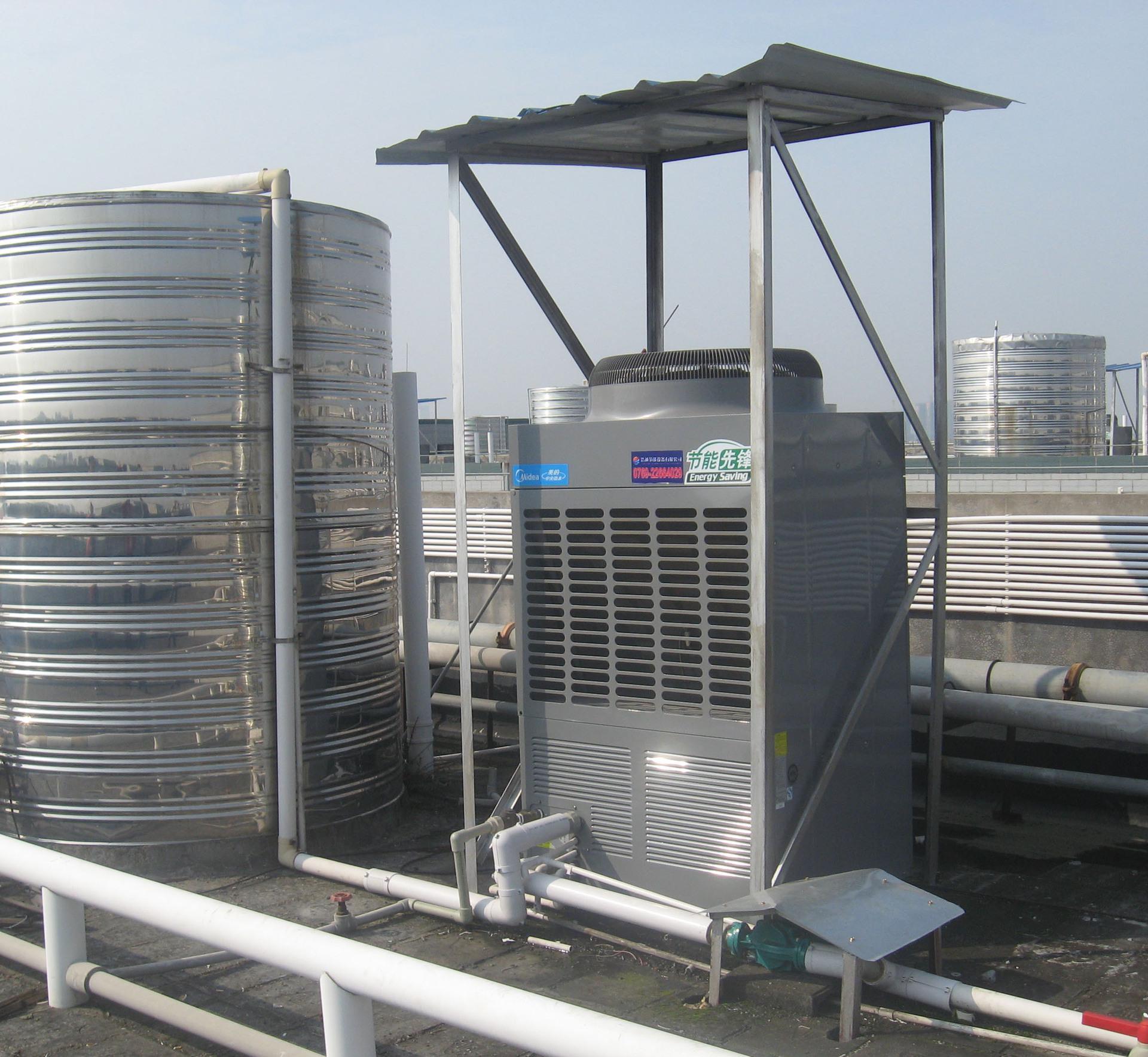 晶友介绍空气能热泵热水工程热回收技术,你了解吗?